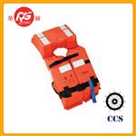 Marine water working vest lifejacket with CCS certificated