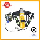 Marine self-contained air breathing apparatus SCBA